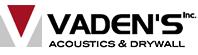 Vaden's Acoustics & Drywall