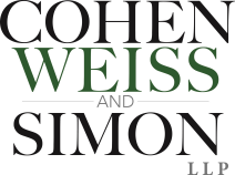 Cohen, Weiss and Simon LLP